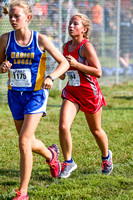 DHS TCN TVS Girls HS Cross Country 9-10-16-18