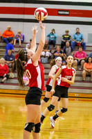 TCN 7th Volleyball vs Arcanum-9