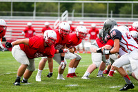 DHS vs TCN Football Scrimmage-3