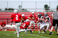 DHS vs TCN Football Scrimmage-8