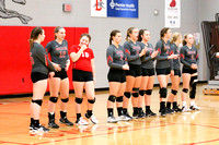 DHS Varsity volleyball 10-9-17-10