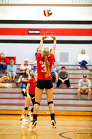 DHS VS TCN Volleyball 10-16-17-1