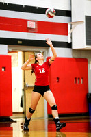 DHS VS TCN Volleyball 10-16-17-17