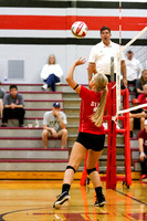 DHS VS TCN Volleyball 10-16-17-20
