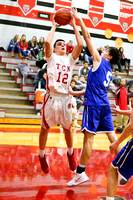 TCN vs BHS Freshman Basketball 12-15-17-18