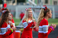 TCN vs BHS Varsity Football 8-24-18-17