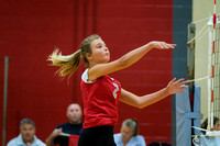 DMS vs TVS 8th Volleyball 8-20-19-14