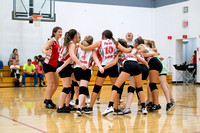 TVS 8TH GRADE VOLLEYBALL 9-16-19-15