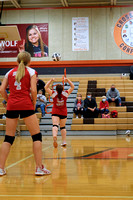 NT vs Dixie MS Volleyball 10-5-20-16