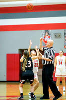 DHS Girls Varsity Basketball 1-2-20-5