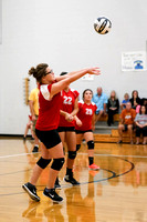 TVS Vs Dixie 7th grade Volleyball 9-12-16-5