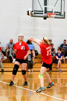 TVS Vs Dixie 7th grade Volleyball 9-12-16-14