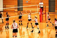 TVS Varsity Volleyball vs mississinawa Valley 8-30-16-11