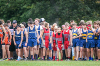 DMS, TCN, TVS MS Boys Cross Country