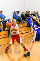 TVS Girls 7th Basketball 12-1-15-5
