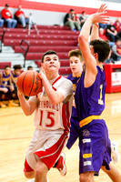 DHS Boys JV Basketball 1-2-16-16