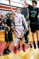 TCN Boys JV Basketball 1-8-16-21