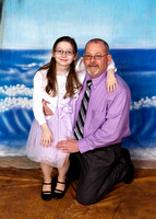 TCN Daddy Daughter Dance 2016