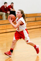 TVS 7th Grade Girls Basketball 12-15-15-12
