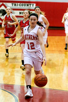 TCN vs DHS Girls JV Basketball -10