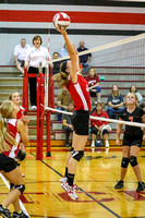 TCN 7th Volleyball vs Arcanum-7