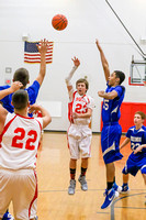 TVS Boys 8th Basketball vs Miame East-7