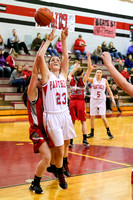 TCN vs DHS Girls JV Basketball -5