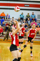 TCN 7th Volleyball vs Arcanum-8