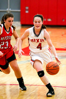 DHS Girls Varsity Basketball 12-17-15-16