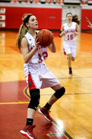 TCN Girls Varsity Basketball 1-7-16-17