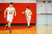 TCN Boys JV Basketball 1-15-16-17