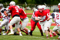 DHS vs TCN Football Scrimmage-7