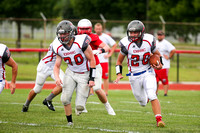 DHS vs TCN Football Scrimmage-11