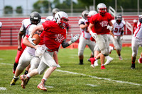 DHS vs TCN Football Scrimmage-17