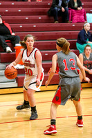 DHS vs TCN Girls JV Baketball 12-19-16-11