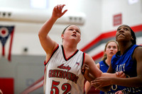 DHS vs BHS JV Girls Basketball 12-10-16-13