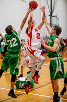 TVS 8th Boys Basketball 2-6-17-18