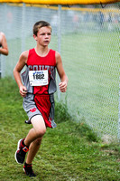 DHS TCN TVS Boys MS Cross Country 9-10-16-9