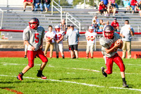 TVS vs TCN MS Football 9-5-17-18