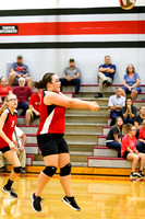 TCN 8th Grade Volleyball 9-21-17-18