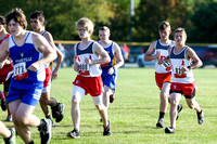 Dixie, TCN, and TVS Boys High School Cross Country