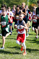 Dixie, TCN, and TVS Middle School Boys Cross Country 2017