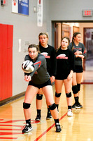 DHS Varsity volleyball 10-9-17-3