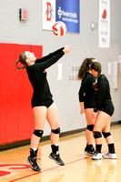 DHS Varsity volleyball 10-9-17-6