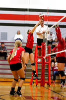 DHS VS TCN Volleyball 10-16-17-2
