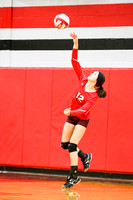 DHS VS TCN Volleyball 10-16-17-16