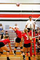 DHS VS TCN Volleyball 10-16-17-18