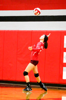 DHS VS TCN Volleyball 10-16-17-15
