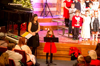 Dixie Elementary Christmas Concert 2017