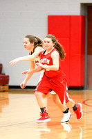 DHS vs TVS JV Girls Basketball 12-11-17-9
